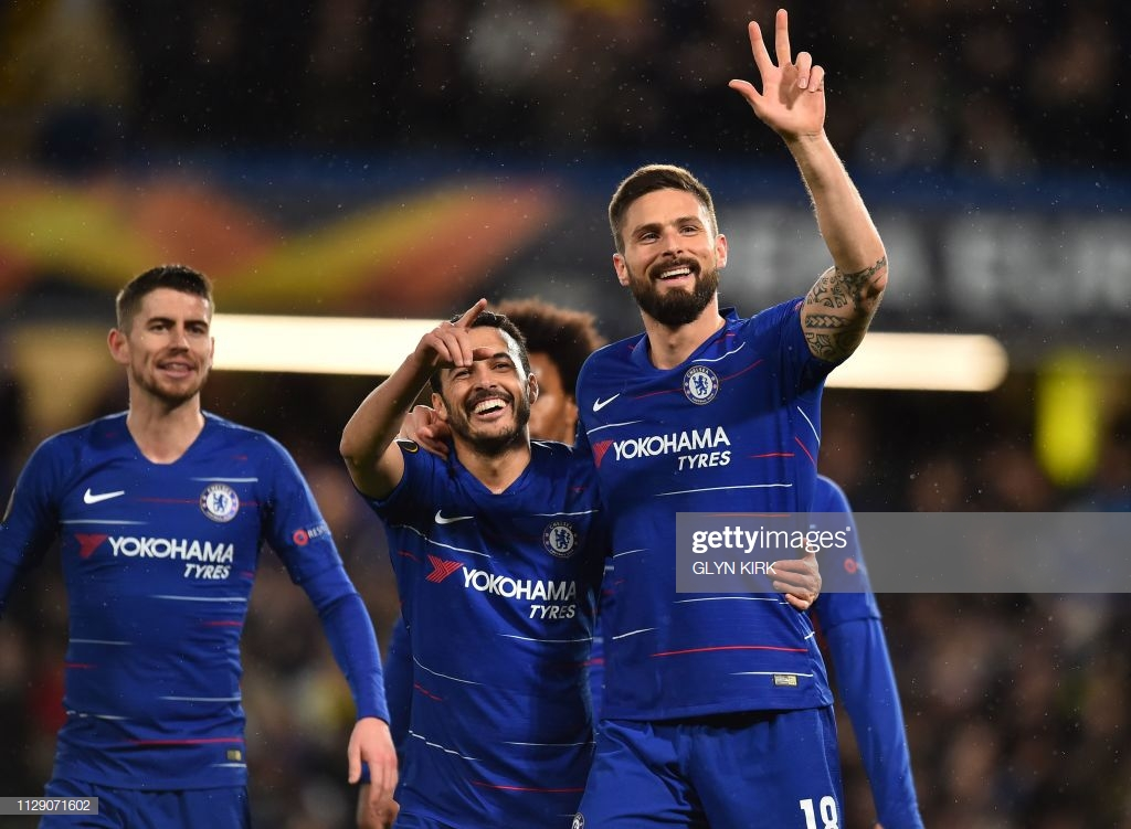 Dynamo Kiev vs Chelsea Preview: Quarter-final spot in Blues' hands
