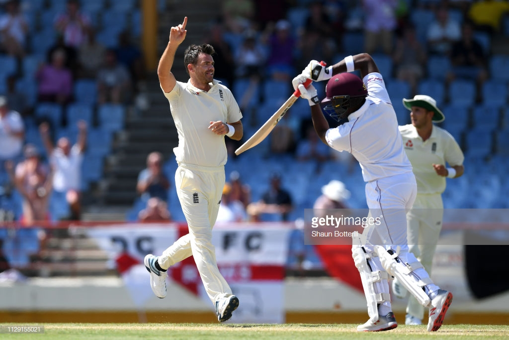 West Indies vs England - Third Test, Day Four: England's bowlers power them to victory