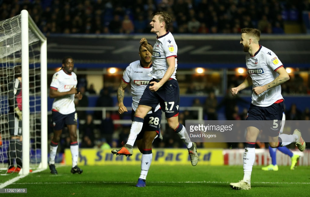Birmingham City 0-1 Bolton Wanderers: Trotters claim vital victory in relegation fight