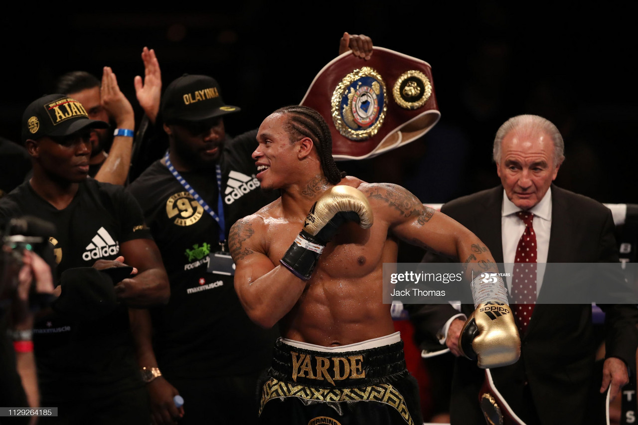 Fight Preview: Lyndon Arthur vs Anthony Yarde