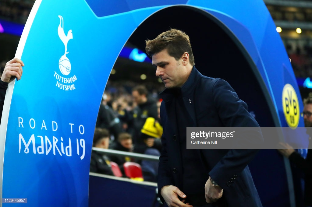 Pochettino praises 'mature' performance after Spurs humble Dortmund at Wembley