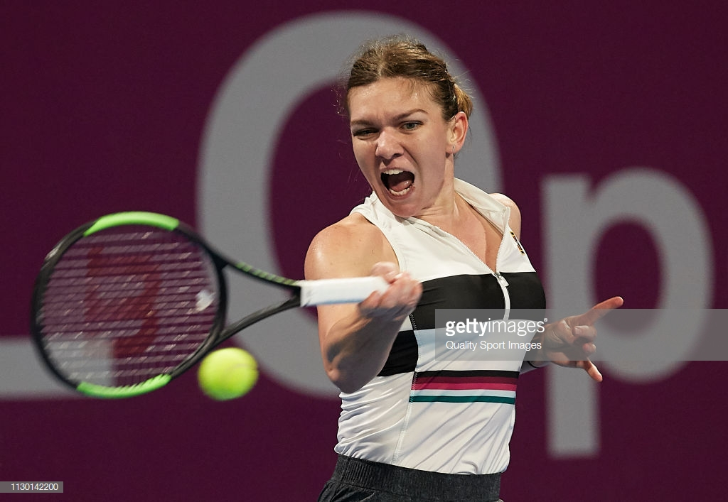 Mertens upsets Halep in Qatar Open final for biggest title AP, Doha
