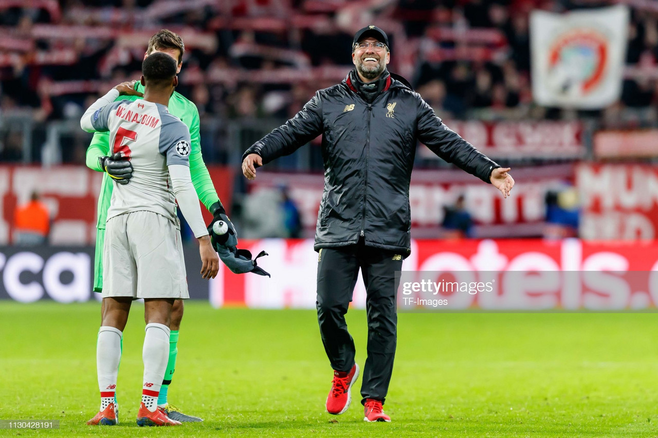 On this day: Why Bayern Munich away was Jurgen Klopp's biggest fulfilment at Liverpool