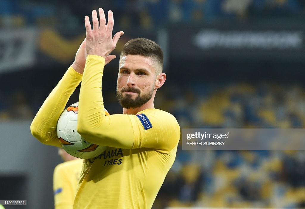 The Warm Down: Chelsea thump Dynamo Kiev to reach Quarter Finals