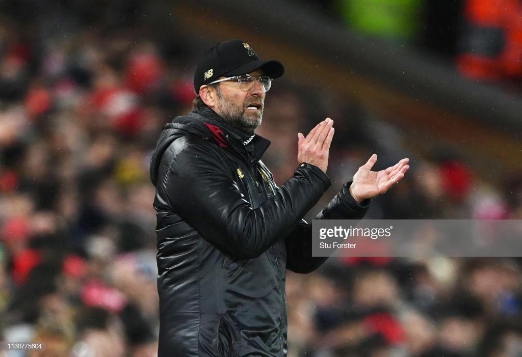 Liverpool 0-0 Bayern Munich: Germans stifled in Anfield stalemate