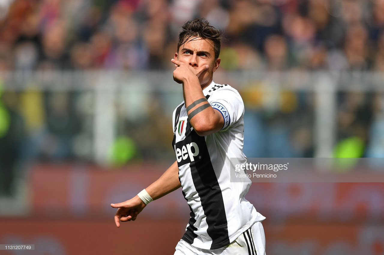 Tottenham have £64m bid accepted by Juventus for Paulo Dybala