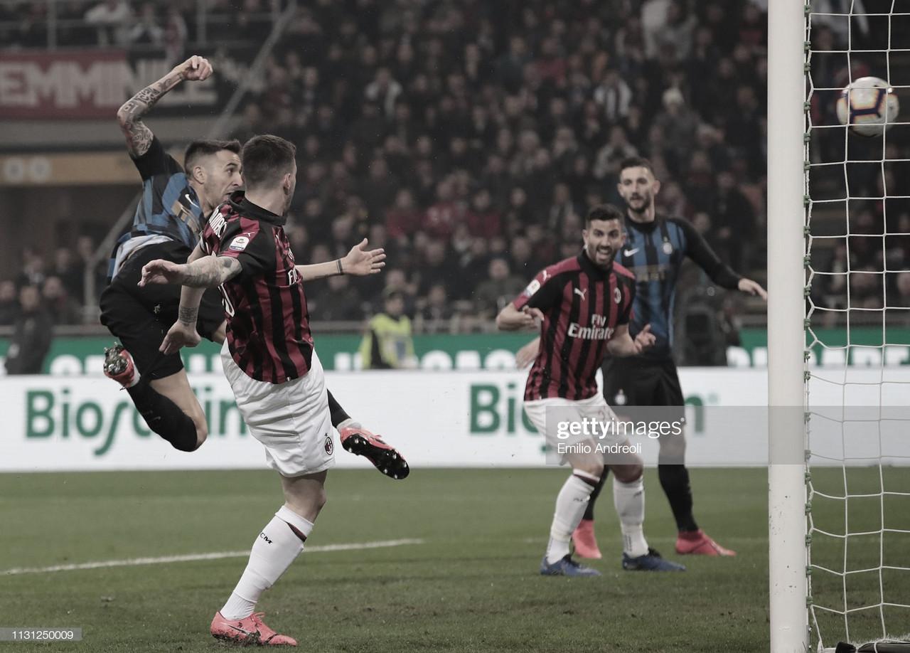 Milan vs Inter, un derbi que nunca pasa de moda