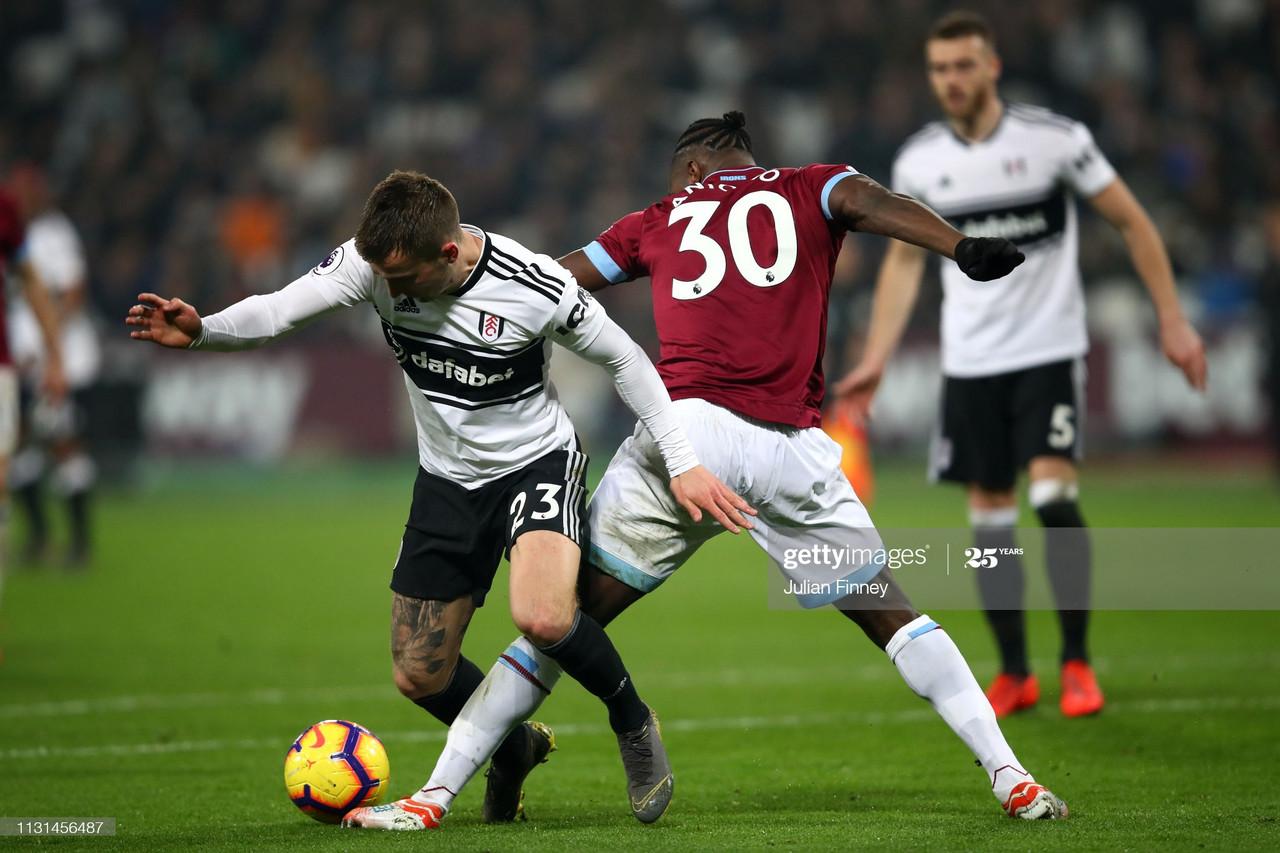 As it happened: West Ham United 1-0 Fulham FC