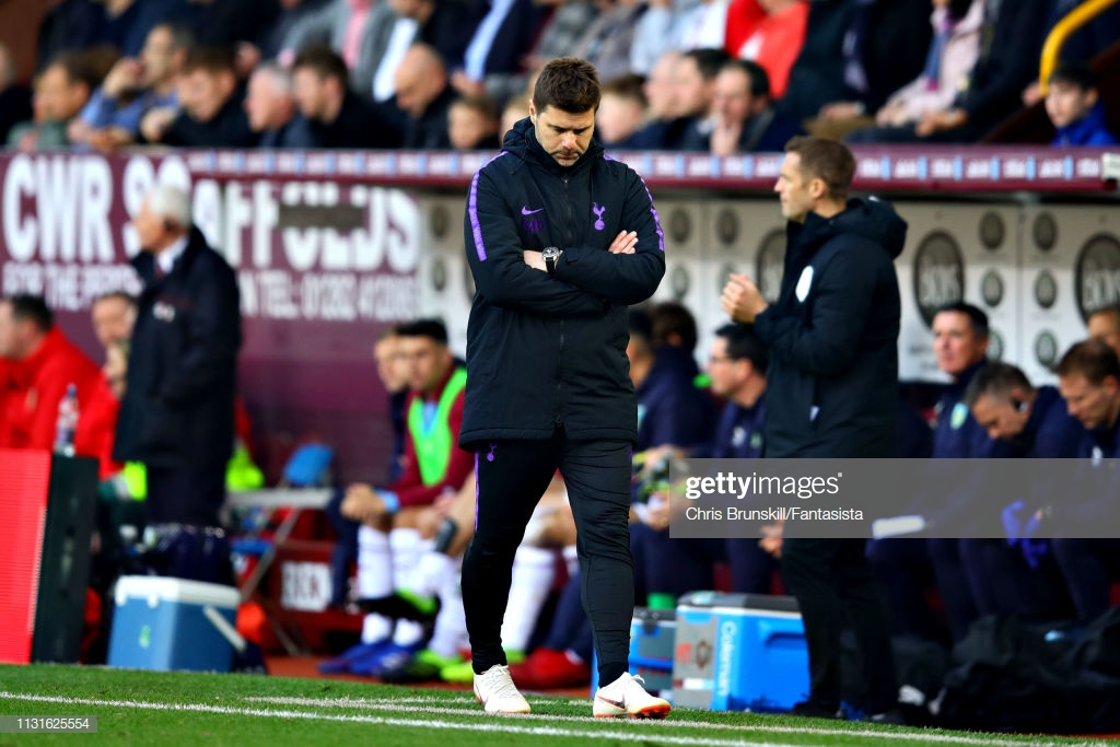 Pochettino left frustrated by shock Burnley defeat