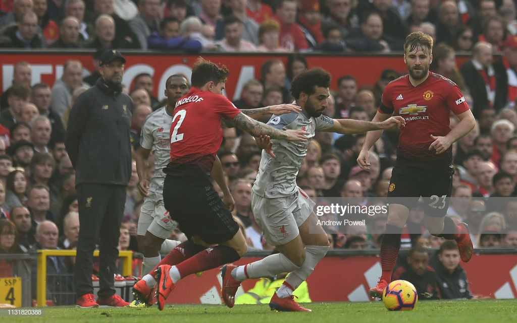 Manchester United 0-0 Liverpool: Injury-hit hosts hold firm to deny title challenging visitors key win