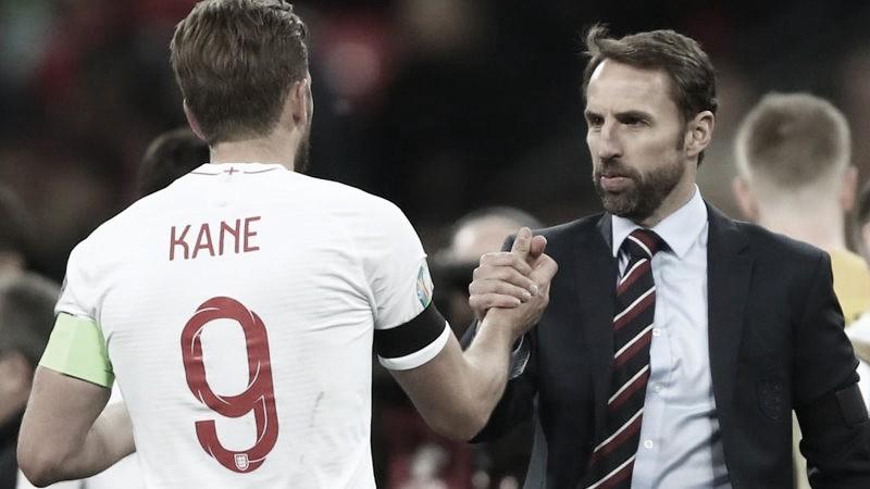 Southgate convoca Seleção Inglesa recheada de jovens para disputa da Nations League