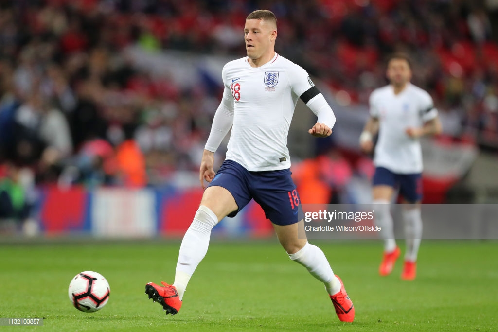 Ian Wright heaps praise on Ross Barkley