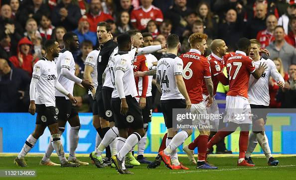 Derby County vs Nottingham Forest preview: Play-off positions at stake in the East Midlands derby