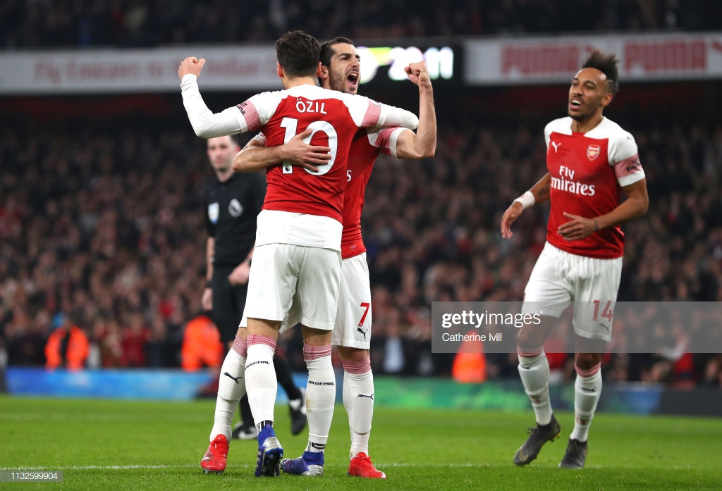 The Warm Down: Five-star Arsenal lead top four race