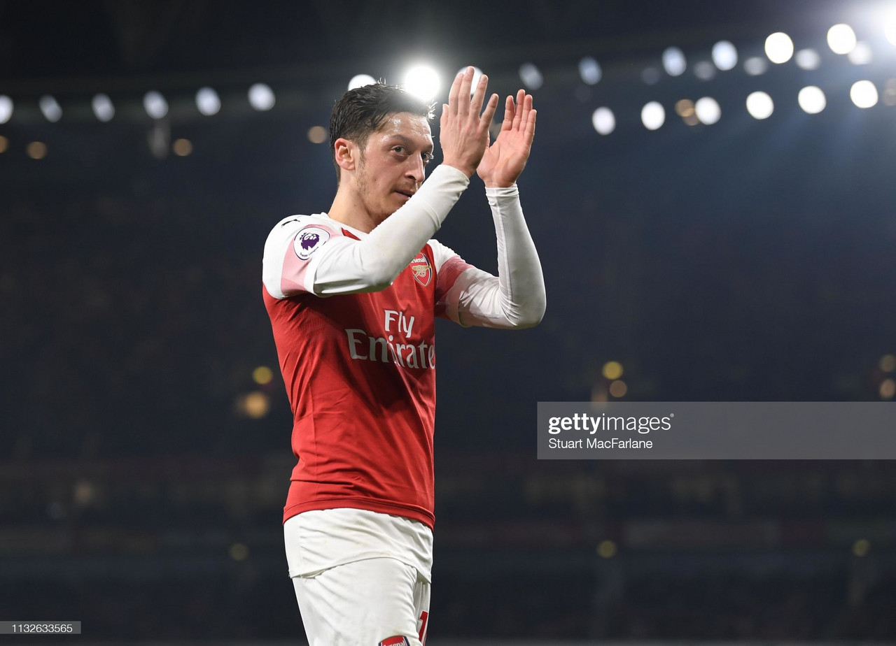 From the Archives: Mesut Ozil's best moments