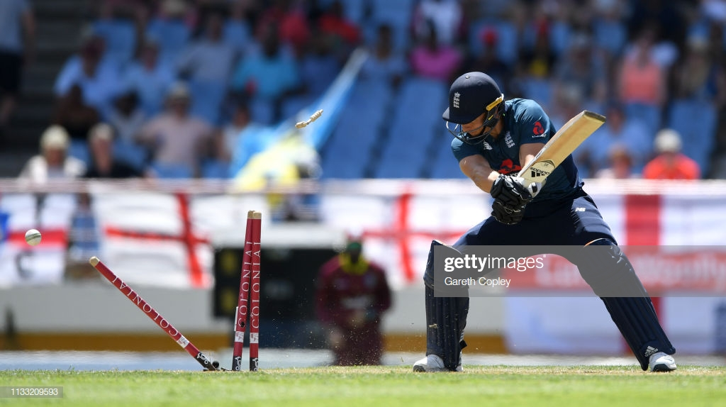 Hit out or get out: An English power or problem?