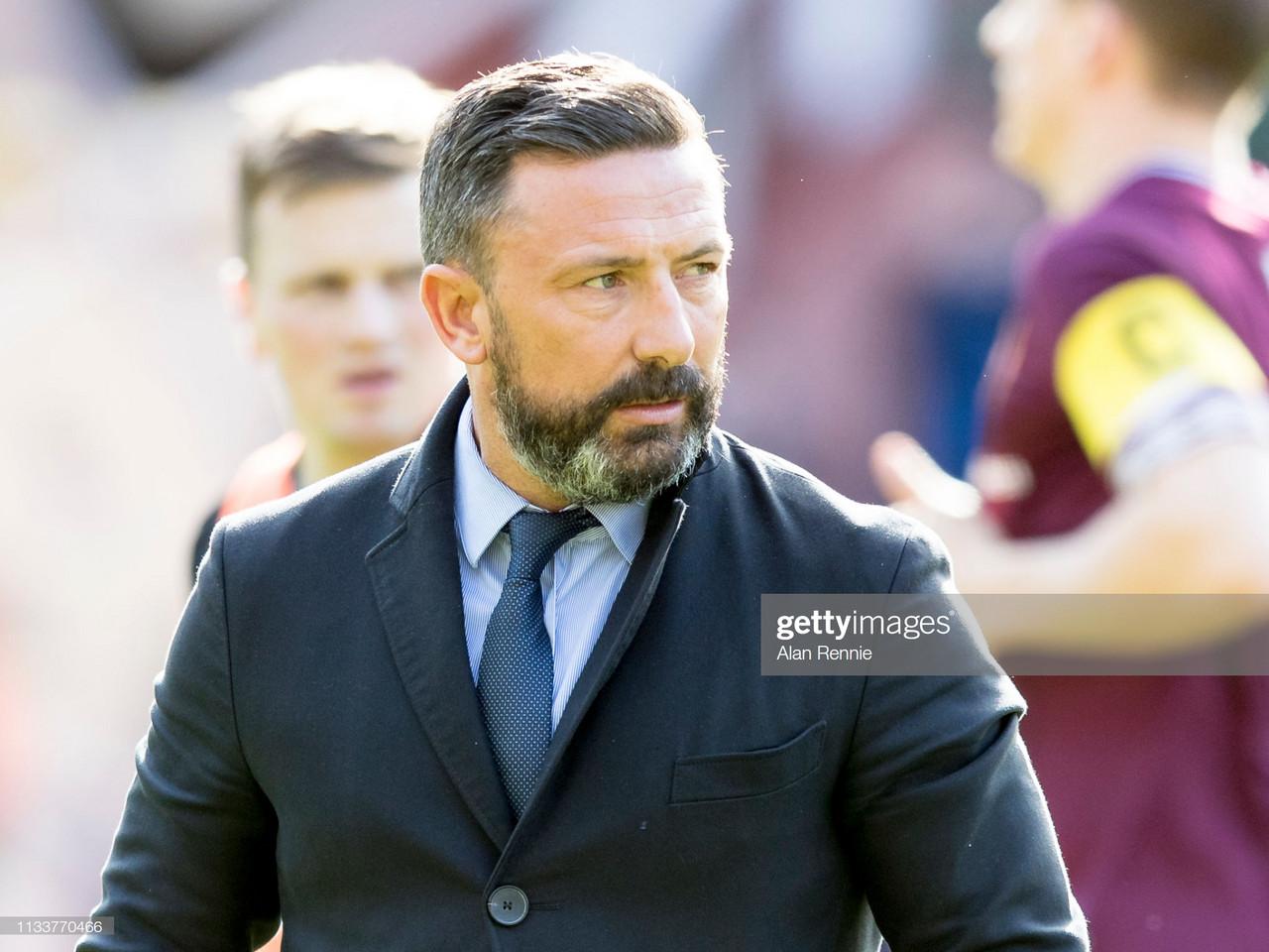 McInnes extends Aberdeen contract