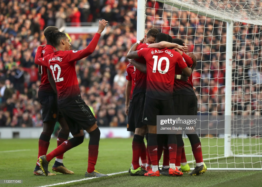 Manchester United 2-1 Watford: Solskjaer's reign off to a winning start as United overcome dominant Hornets