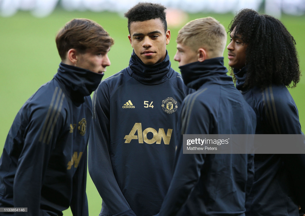 Which Manchester United youngsters should start against FC Astana?