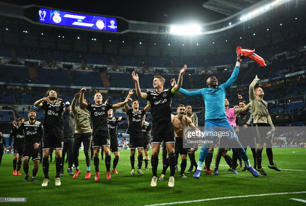 Merengues de fora da Champions