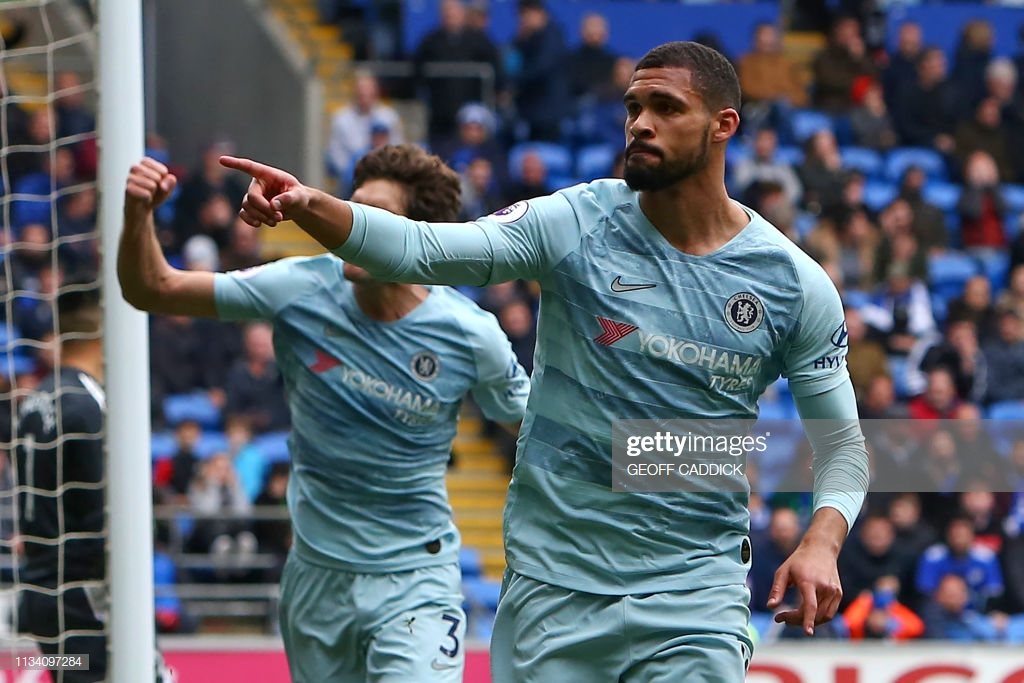 Cardiff 1-2 Chelsea: Loftus-Cheek rescues three points for the visitors