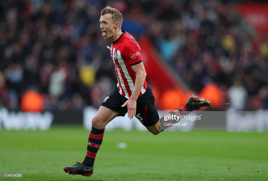 Southampton 2-1 Tottenham Hotspur: Spirited second half saves the Saints