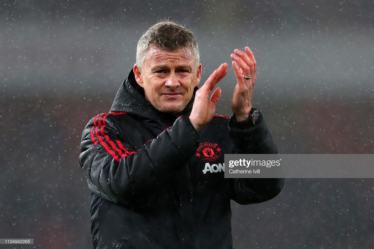 Solskjaer insists structure at Manchester United is right for the future