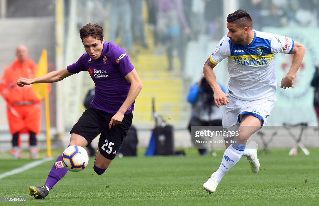 Fiorentina finding their feet again