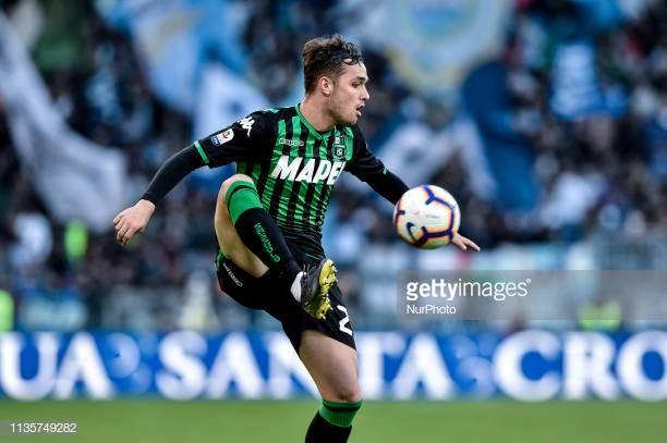 Fiorentina sign Pol Lirola from Sassuolo