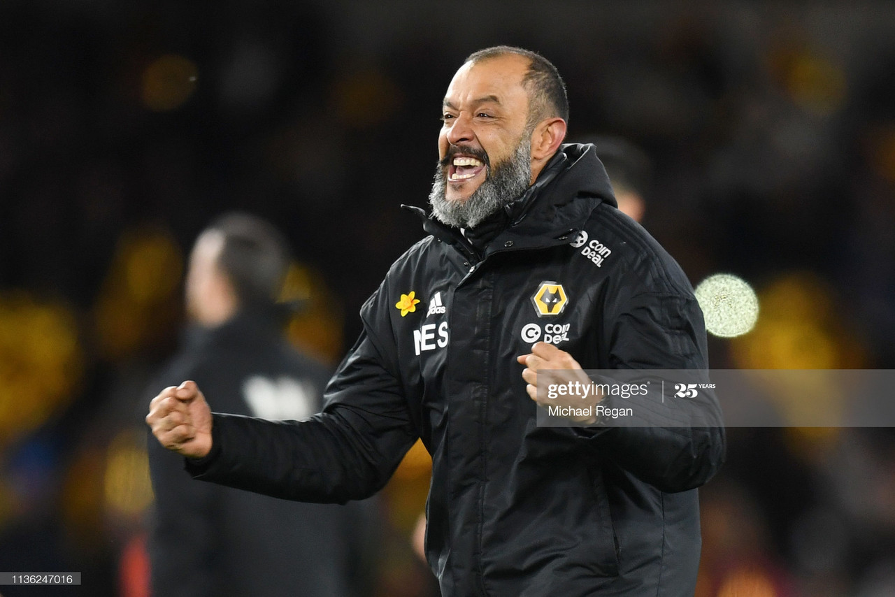 Wolverhampton Wanderers set to offer Nuno Espirito Santo new contract worth £5 million per year to keep him at The Molineux.