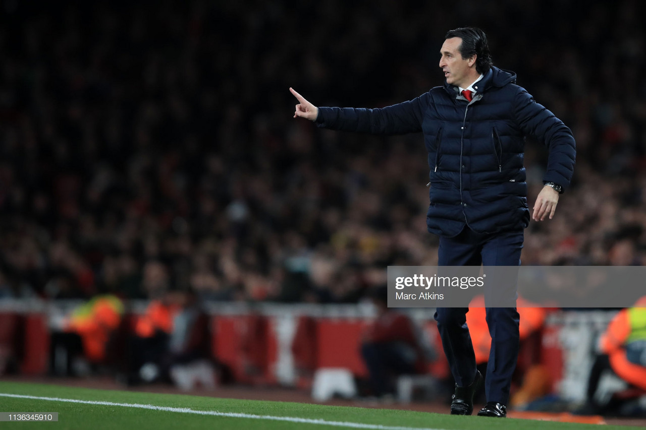 "Emery: ""It's a good result but we know it's going to be very difficult there"""