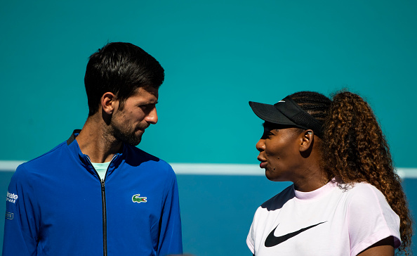 US Open: Serena Williams remains coy about PTPA discussions with Novak Djokovic