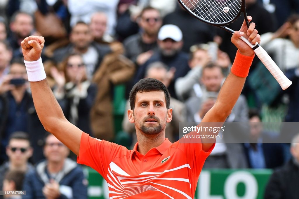 Djokovic avenges recent loss to Kohlschreiber at Monte Carlo