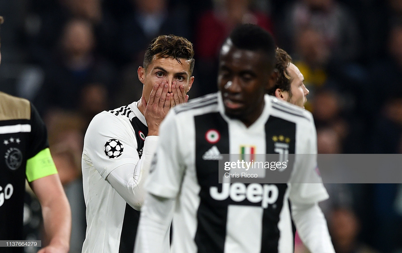 Juventus and their Champions League struggles