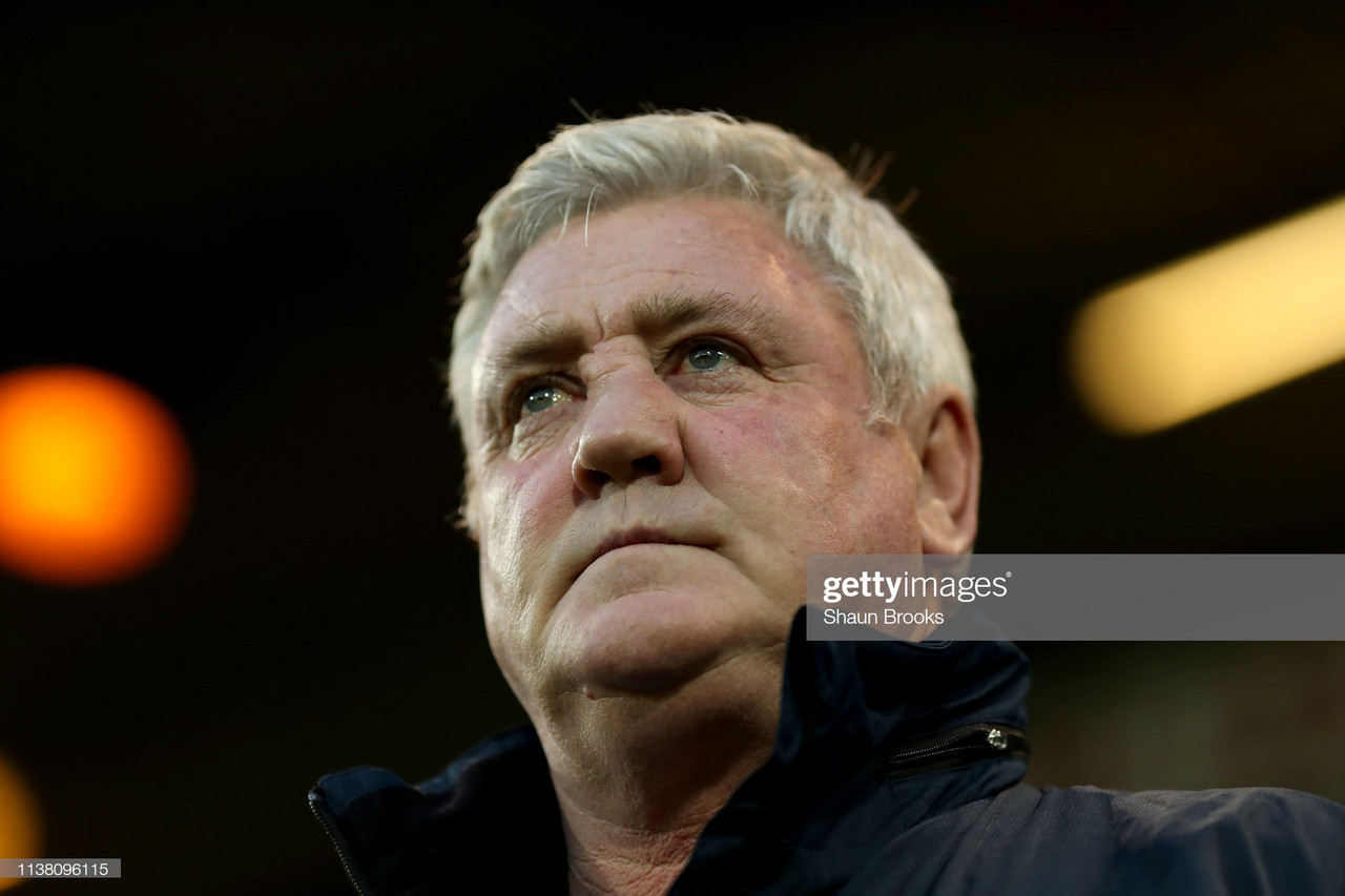 Newcastle confirm Steve Bruce as Rafa Benitez's successor