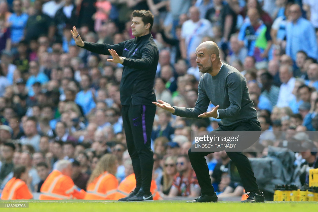 Manchester City v Tottenham Hotspur: Guardiola labels Spurs as 'second-best team in Europe' ahead of Saturday's clash