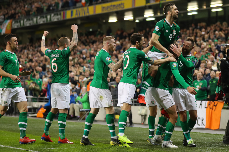 Georgia 0-0 Ireland: As it happened