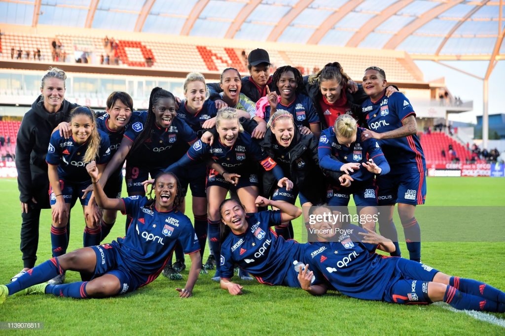 Division 1 Féminine week 21 review: OL are crowned champions