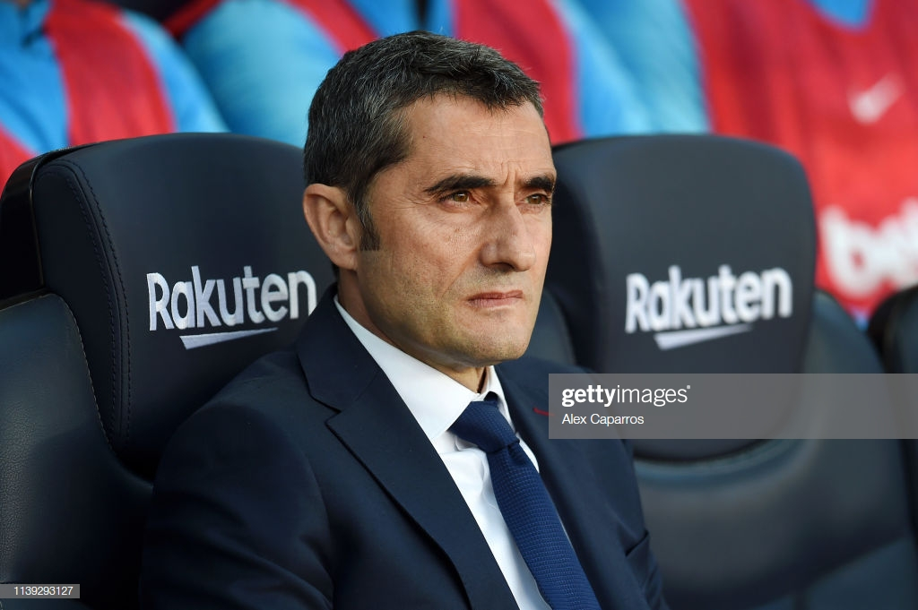 Why Barcelona's problems run deeper than Ernesto Valverde