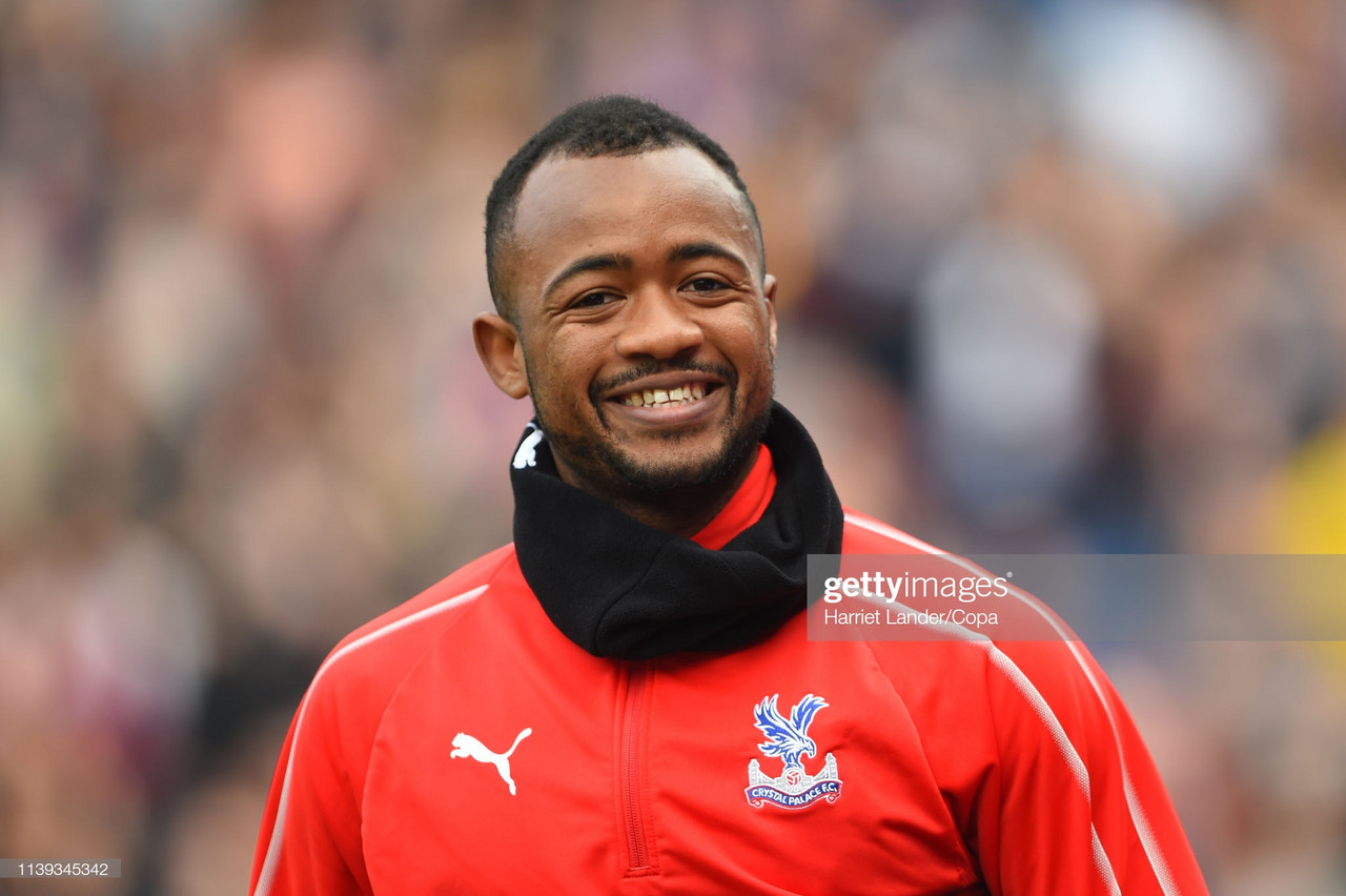 Crystal Palace sign Jordan Ayew in permanent deal