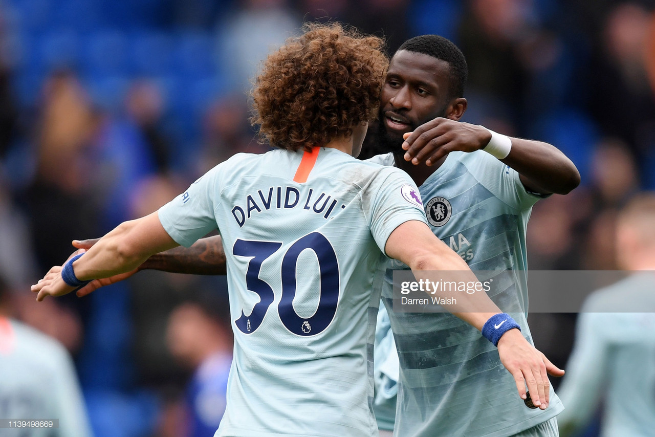 What David Luiz's transfer means for the CB position at Chelsea