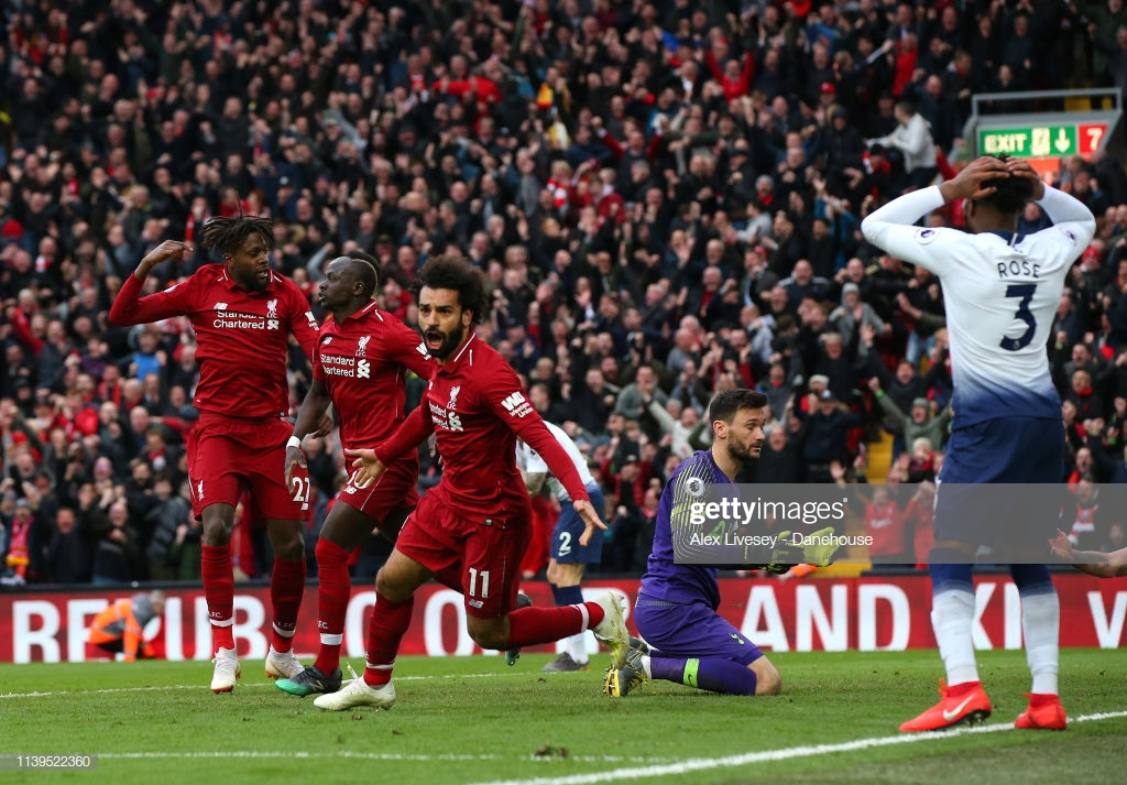 Salah hits back at critics after another telling contribution