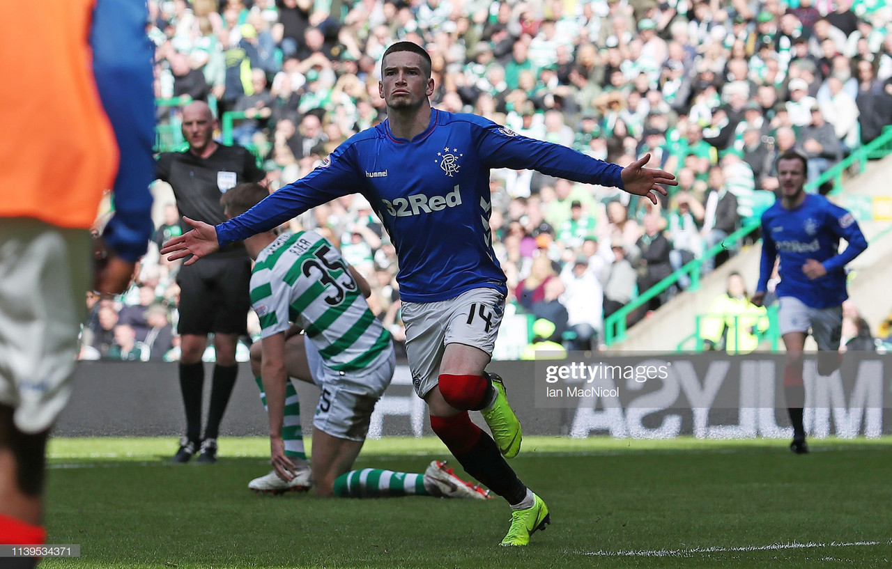 Ryan Kent a wanted man as Gerrard hopes to lure him back to Ibrox
