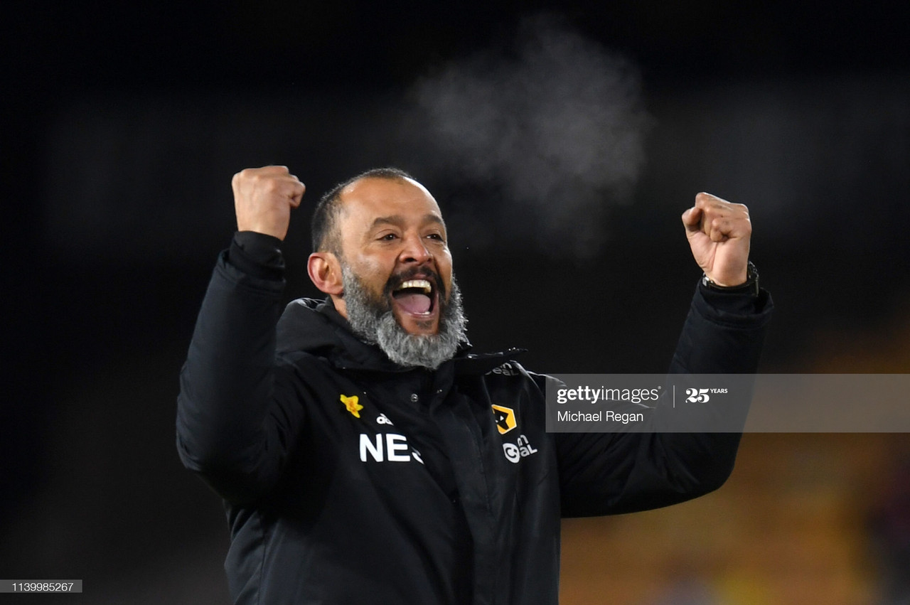 Wolverhampton Wanderers v Crystal Palace: Predicted starting line-up