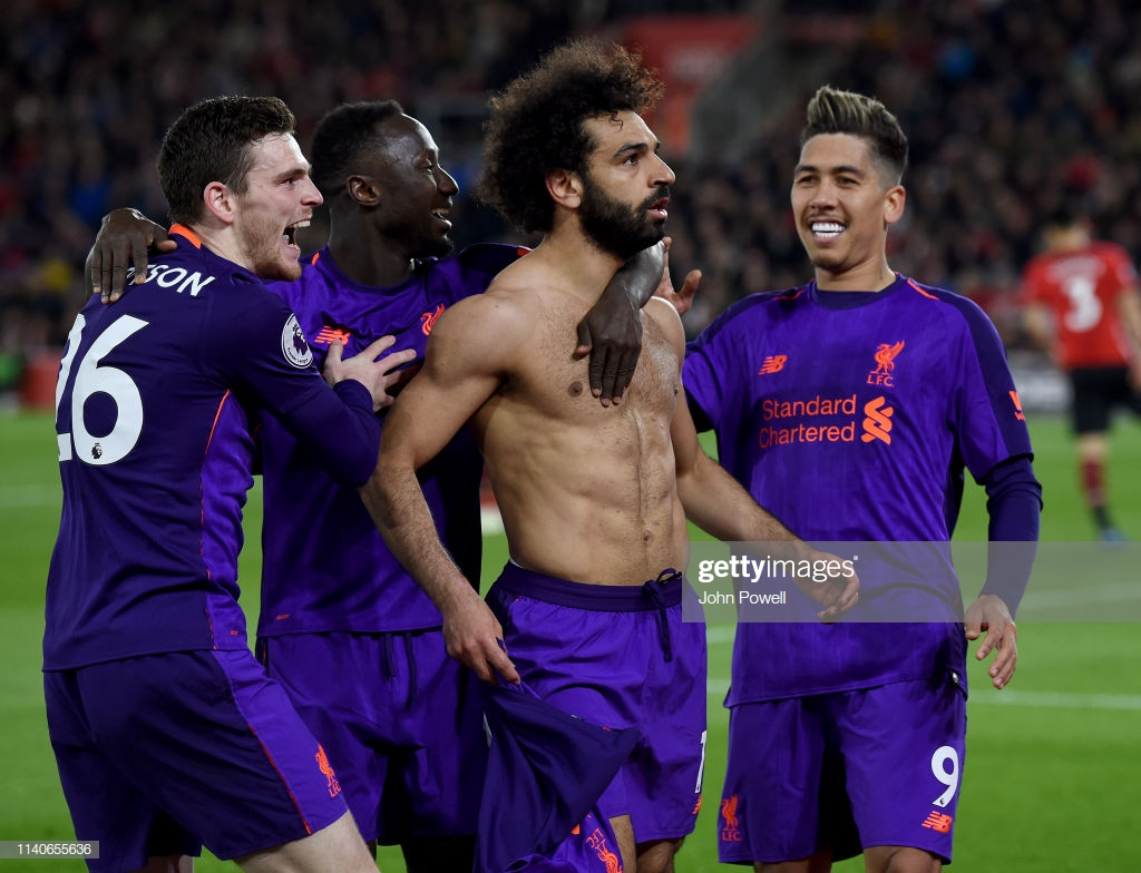 Southampton 1-3 Liverpool: Reds refuse to be beaten at St Mary's
