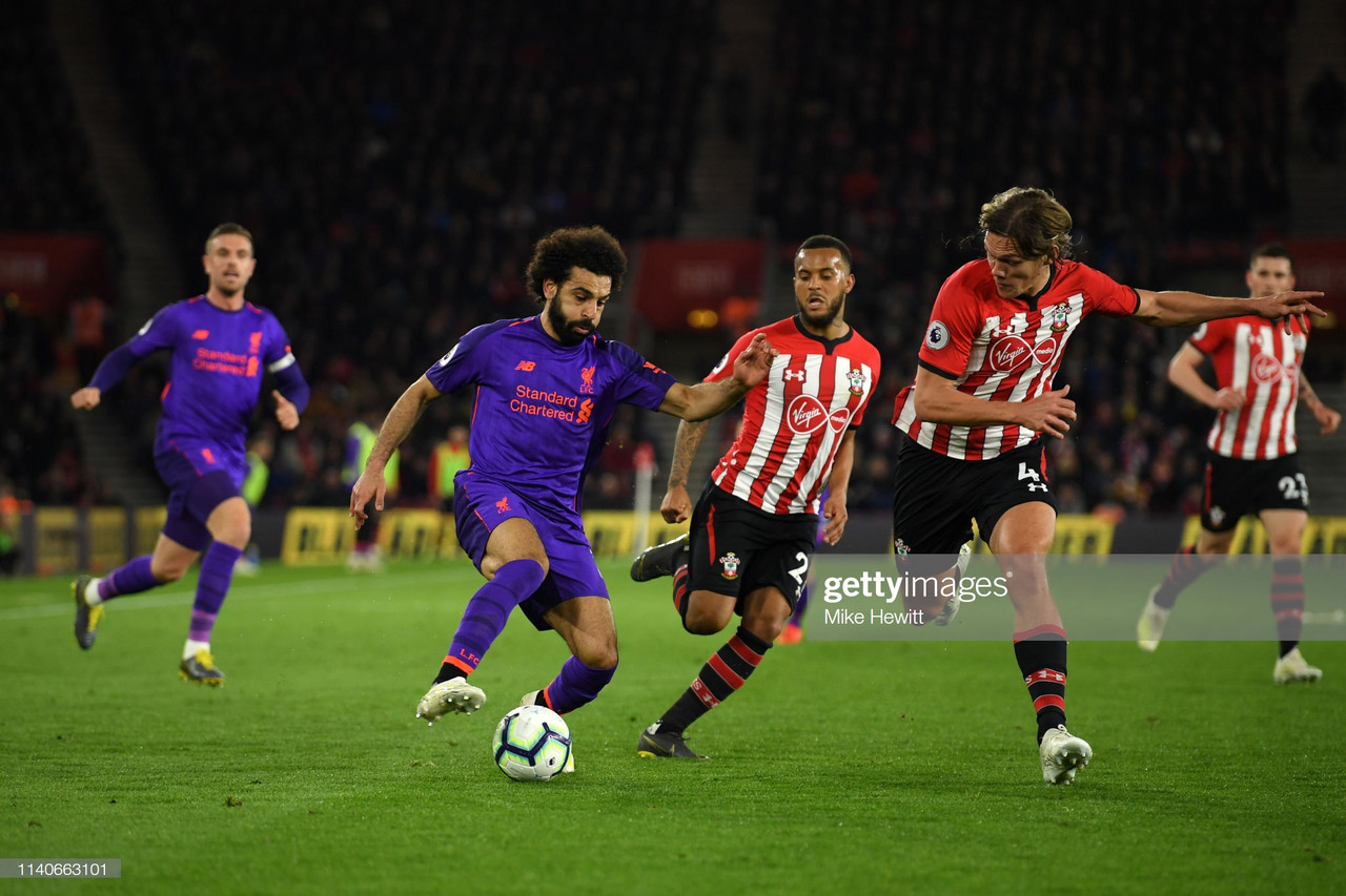 Southampton vs Liverpool: Live Stream TV Updates and How to Watch Premier League 2019
