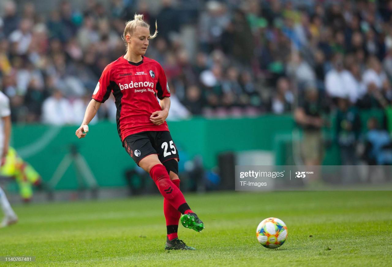 Austrian international Virginia Kirchberger joins Eintracht Frankfurt