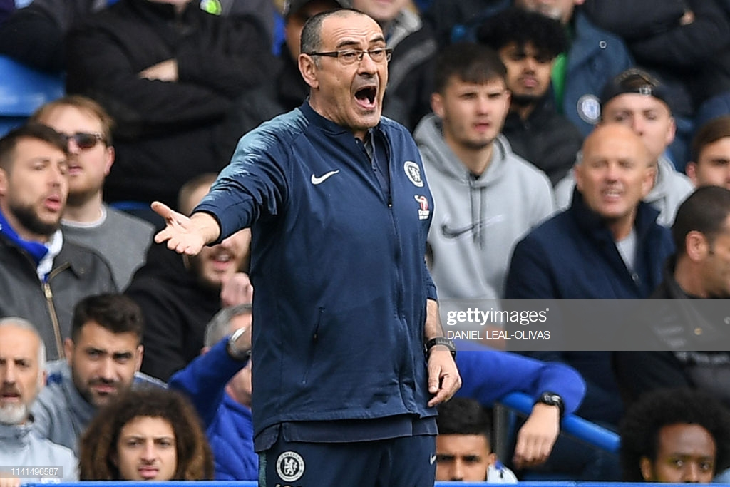 """Sarri: """"We were tired physically and mentally"""""""