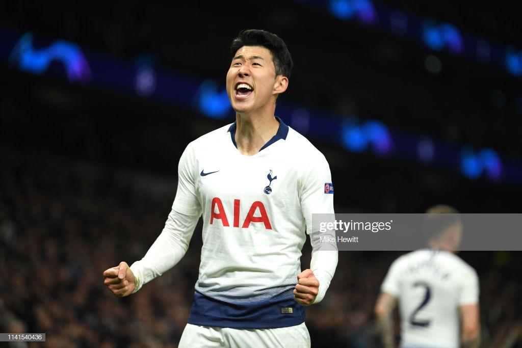 Tottenham Hotspur 1-0 Manchester City: Late Son show hands Spurs Champions League advantage