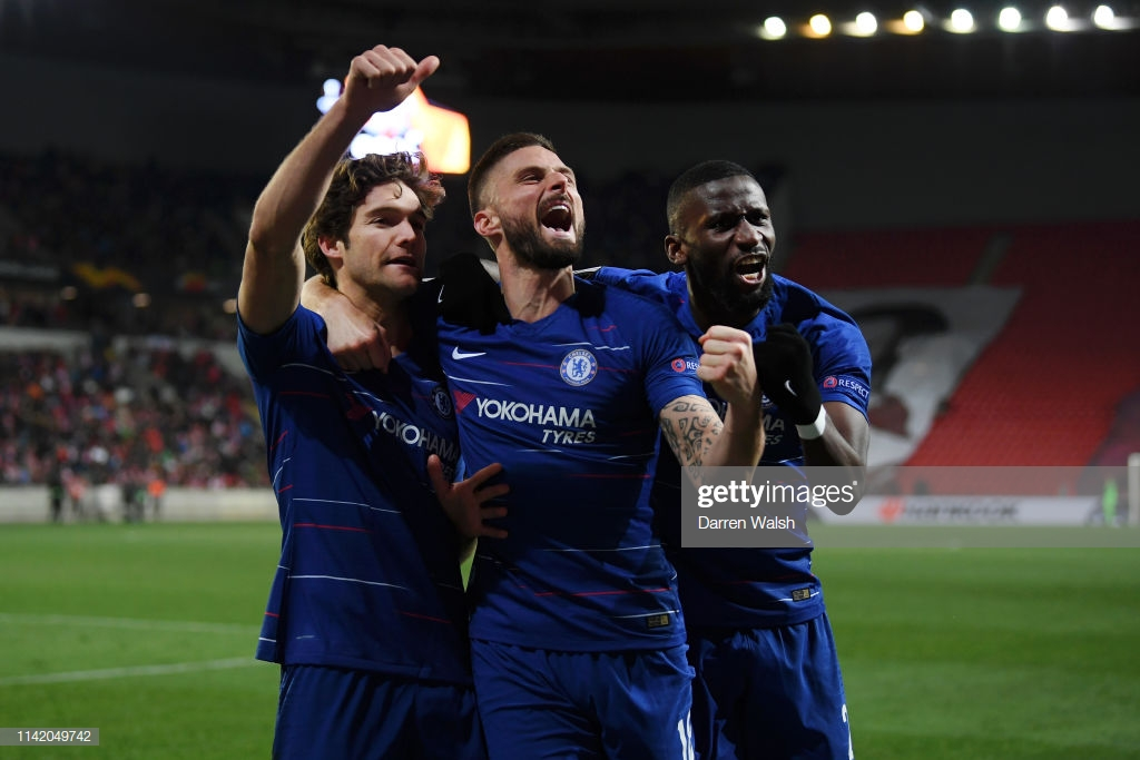 The Warm Down: Chelsea leave it late in Prague